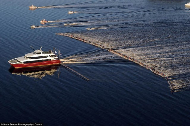 most-waterskiers-ever-pulled-behind-a-single-boat